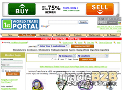 1stworldtradeportal.com - b2b trade leads, export and import directory