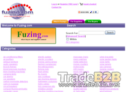 Fuzing.com - Where buyers and suppliers connect