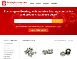 BearingFactories.com - China Bearing Manufacturers Directory
