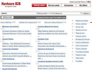 wjwcn.com - Hardware B2B Suppliers, Manufacturers, Exporters & Importers