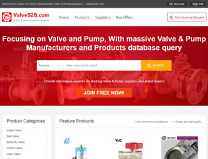 Valveb2b.com - B2B China valve manufacturers,suppliers