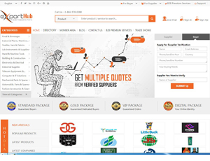 Exporthub.org - Online B2B Marketplace