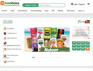 Efoodchoice.com - Food and Beverage Professional B2B Worldwide