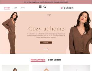 eFashion-paris.com - Online Fashion Wholesaler and B2B Marketplace