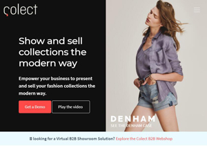Colect.io - Leading B2B Wholesale Platform for Fashion