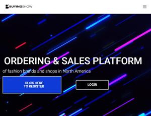 Buyingshow.com - Sales and Distribution Platform for fashion brands