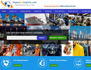 ImportandExports.com - B2b Trade Portal | B2b Marketplace for USA