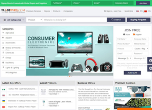 Tradewheel.com - B2B Marketplace for Global Manufacturers and Suppliers