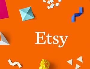 Etsy.com - Renowned B2B e-commerce marketplace