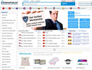 Chinaaseantrade.com - China-Asean Free Trade Website
