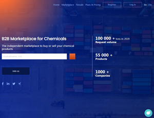 Pinpools.com - B2B Marketplace for Chemicals