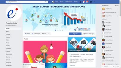 ExportersIndia.com - Indian B2B Business Marketplace