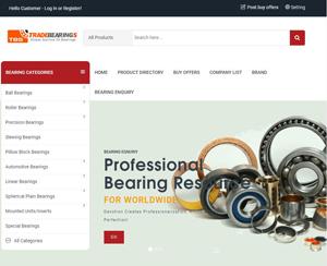 Tradebearings.com - Global B2B Bearing Marketplace