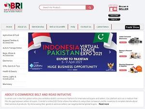 Ecombri.com - First global online plus exhibition B2B E-commerce Platform