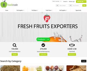 eFoodstrade.com - African B2B Food Marketplace