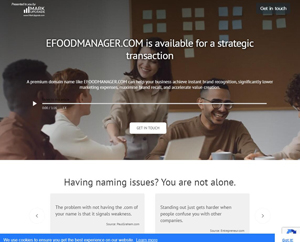 eFoodmanager.com - B2B Marketplace for Glogal foob industry