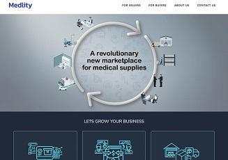 Medlity.com - Healthcare B2B Marketplace