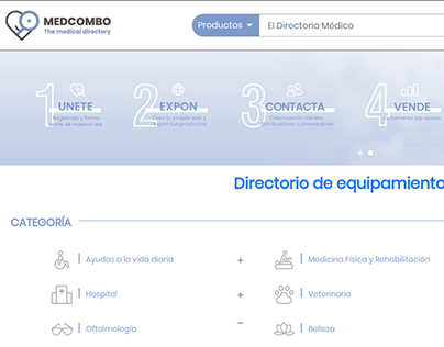 Medcombo.com - B2B Marketplace, B2B Portal for Medical Industry