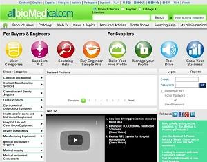 Allbiomedical.com - Pharmaceuticals, Health Care, Biochemical Industry