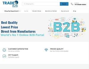 Tradeb2b.in - Online Business to Business Directory