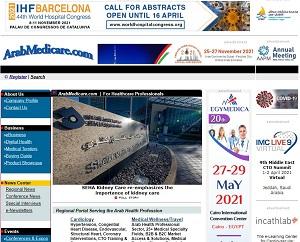 Arabmedicare.com - Online b2b medical platform