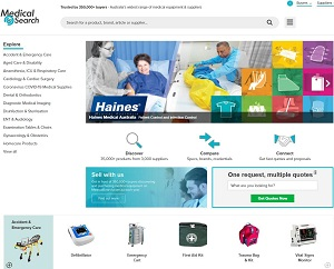 Medicalsearch.com.au - Australia B2B medical marketplace