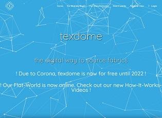 Texdome.com - Fabric sourcing b2b platform
