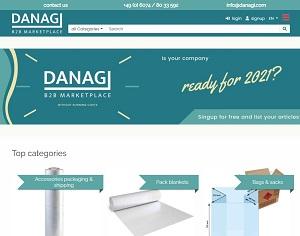 Danagi.com - B2B e-commerce platform