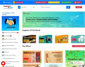 Supplier4buyer.com - India B2B platform b2b trade portal