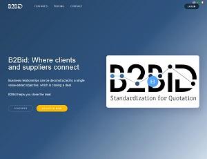 B2bid.com - Government business platform