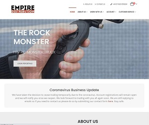 Empire-distribution.com - Toy wholesale and dropshipping market