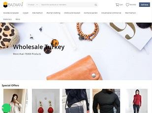 Bazaani.com - Turkey B2B Wholesale Marketplace