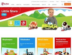 Toi-toys.com - Europe toy wholesale platform