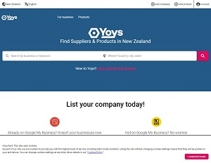 Yoys.by - Belarus b2b marketplace