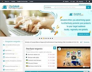 Zagrir.com - Import and Export B2B platform