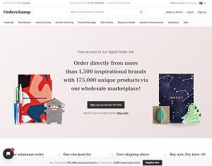 Orderchamp.com - Digital wholesale marketplace