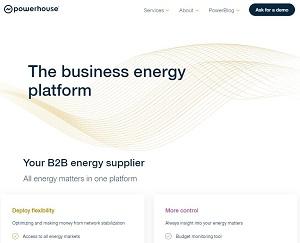 Powerhouse.net - The business energy platform