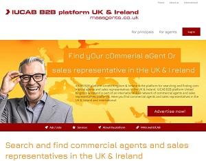Maaagents.co.uk - United Kingdom & Ireland B2B platform for commercial agents