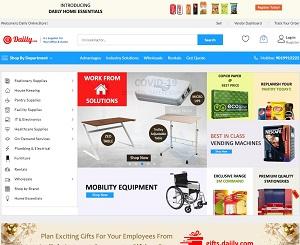 Daiily.com - India B2B eCommerce platform