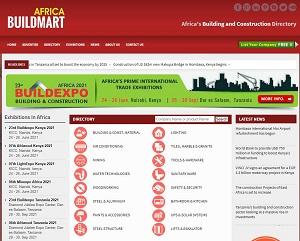 BuildMartAfrica.com - Construction business directory