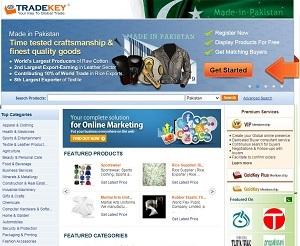 TradeKey.com.pk - Pakistan business to business marketplace