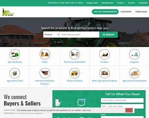 Kisaanhelpline.com - India Agriculture B2B Portal