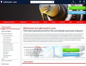 Lubricants1.com - Lubricant B2B Portal