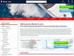 Boats1.com - Boat B2B Trade Portal