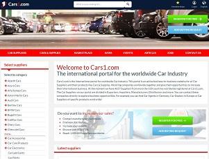 Cars1.com - Car B2B Trade Portal