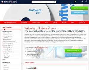 Software1.com - Software B2B Trade Portal