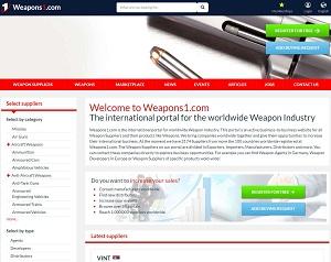 Weapons1.com - Weapon B2B Trade Portal