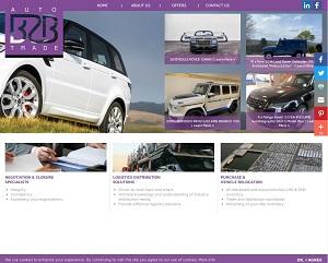 Autob2btrade.com - Auto B2B Trade Platform