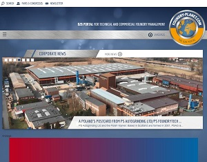Foundry-planet.com - B2B Portal for Technical and Commercial Foundry Management