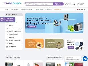Tradevalley.com - International B2B trade in Turkey